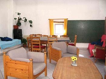 Salle d'activités et salon