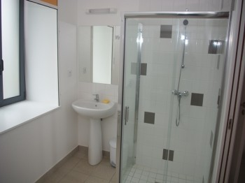 Salle de bain à la Maitérie