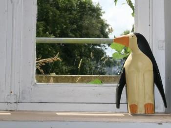 Les pingouins de l'aber