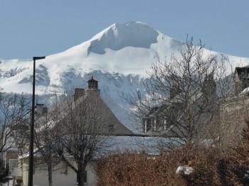 Le village et le Puy Mary